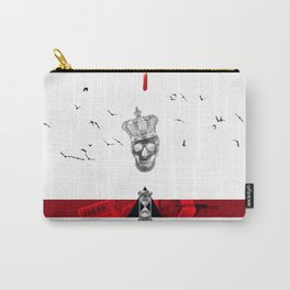 Time is King Carry-All Pouch