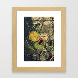 (#69) Bellsprout Framed Art Print