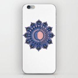 Zodiac Mandala iPhone Skin