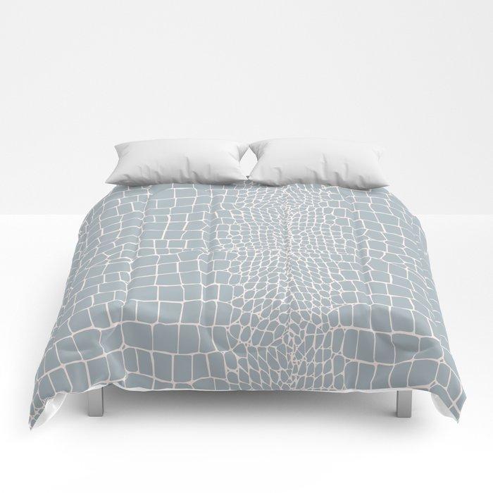 Crocodile 005 Comforters