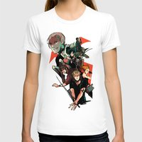 the mortal instruments T-shirts featuring The Mortal Instruments by The Radioactive Peach