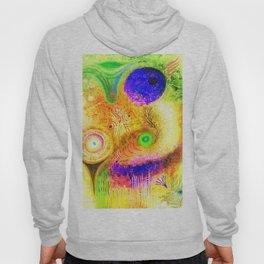 abstract  #206 Hoody
