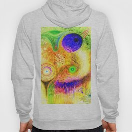abstract  #206 Hoody