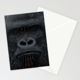 Did You See the Gorilla Stationery Cards