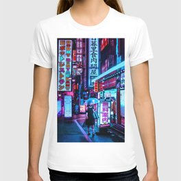 Cyborg Beauty Queen T-shirt