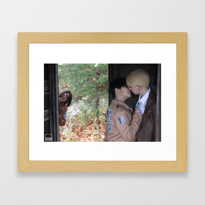 20151024 EruRi Framed Art Print
