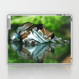 Amazon Milk Frog Laptop & iPad Skin