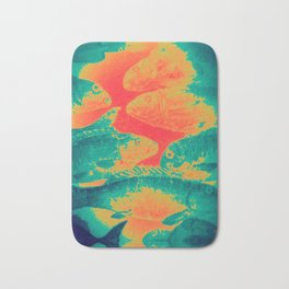 Techno Species Bath Mat
