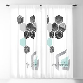 Urban Design AMSTERDAM Blackout Curtain