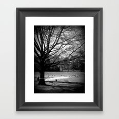 Freedom Park #3 Framed Art Print