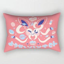"""Sweet"" Fairy Bakery Rectangular Pillow"