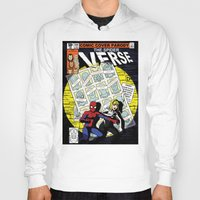 verse Hoodies featuring Days of Spider Verse by Chance L