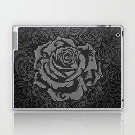 Grey Roses!!! Laptop & iPad Skin