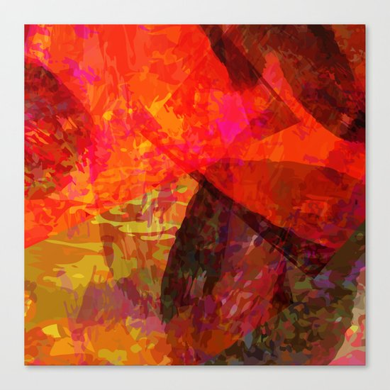 flames2 Canvas Print