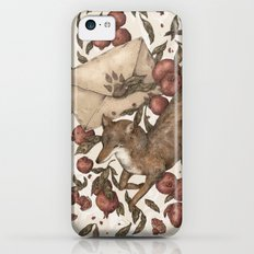Coyote Love Letters Slim Case iPhone 5c