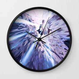 Beacon Of Light Wall Clock