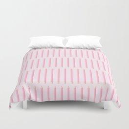 PENCILS ((pink)) Duvet Cover
