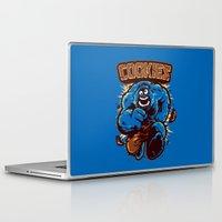 cookies Laptop & iPad Skins featuring Cookies! by WinterArtwork