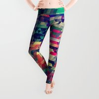 shapes Leggings featuring Atym by Spires