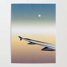 Airplane Views #1 Poster