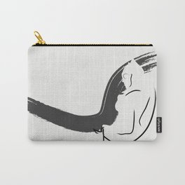 Cat Ink Carry-All Pouch
