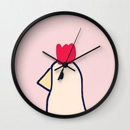 Chicken-36 Wall Clock
