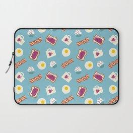 Pattern - Breakfast Laptop Sleeve