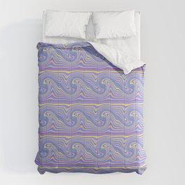 Wavy Wave Comforters