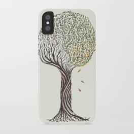 season tree iPhone Case