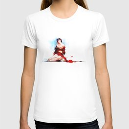 Kimono of passion No.5 T-shirt