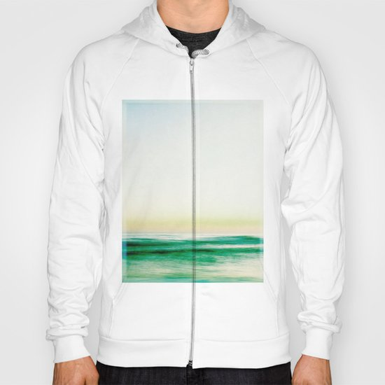 where the sea meets the sky Hoody