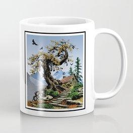 BLUE RIDGE OAK AND KOMA KULSHAN Coffee Mug