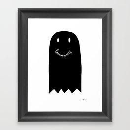 Booooh Framed Art Print