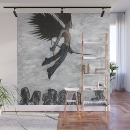 Eros Indifferent Wall Mural