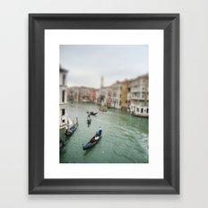 Minimized Framed Art Print