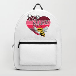 Bee Mine - Bee My Valentine Backpack