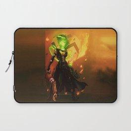 Anne Frankenstein AF1 Laptop Sleeve