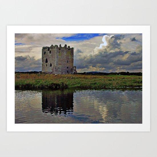 Threave Castle Art Print
