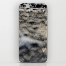 Snowy Hearts iPhone & iPod Skin