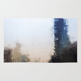 London Abstract Rug