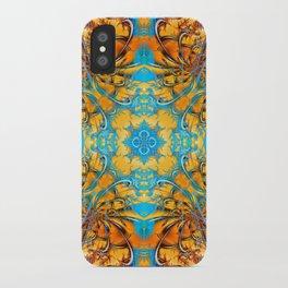 Mandala #4 iPhone Case