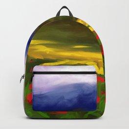 Evening mist Backpack