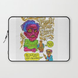 Bern Out Laptop Sleeve