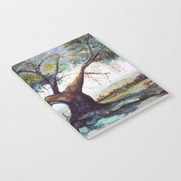 Tree Spirits Notebook