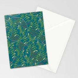 Whimsical Secret Garden Stationery Cards