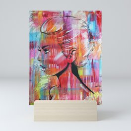 Dazed and Confused Mini Art Print