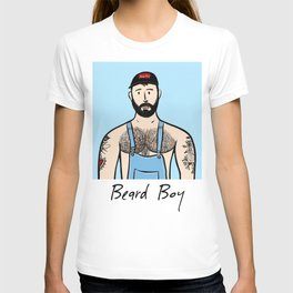 Beard Boy: Mr Alessandro T-shirt