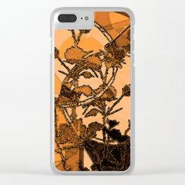 Briar Moon XVII Clear iPhone Case