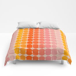 Strawberry Dots Comforters