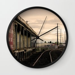 Industrial Redmond Wall Clock